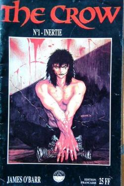 The Crow, tome 1 : Inertie par James O'Barr