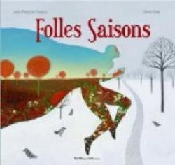 Book's Cover ofFolles saisons