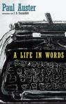A Life in Words par Auster