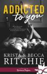 Addictions, tome 1 : Addicted to you par Ritchie