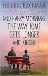 And Every Morning the Way Home Gets Longer and Longer par Backman