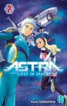 Astra - Lost in Space, tome 2 par Shinohara