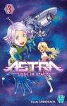 Astra - Lost in Space, tome 3 par Shinohara