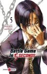 Battle game in 5 seconds, tome 5 par Kashiwa