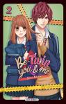Be-Twin you & me, tome 2 par Aikawa
