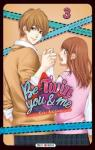 Be-Twin you & me, tome 3 par Aikawa