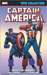 Captain America Epic Collection: Society of Serpents par Gruenwald