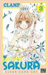 Card Captor Sakura - Clear Card Arc, tome 3 par Clamp