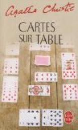 Cartes sur table par Christie