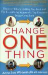 Change one thing par Soo Wildermuth