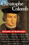 Christophe Colomb  par Madariaga