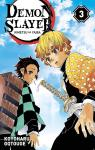 Demon Slayer, tome 3 par Gotouge