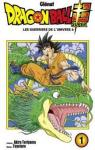 Dragon Ball Super, tome 1
