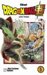 Dragon Ball Super, tome 5 par Toriyama