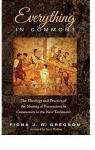Everything in common? The theology and practice of the sharing of possessions in Community in the New Testament par Gregson