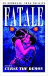Fatale, tome 5 : Curse the Demon par Brubaker