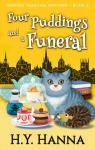 Oxford tearoom mysterie, tome 6 : Four puddings and a funeral par Hanna