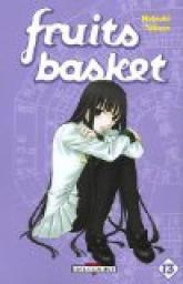 Book's Cover ofFruits Basket tome 13