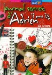 Le Journal secret d'Adrien 13 ans 3/4 par Sue Townsend