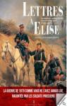 Lettres à Elise par Jean-Louis Spiser