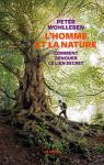 L\'homme et la nature par Peter Wohlleben