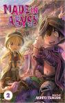 Made in Abyss, tome 2 par Akihito