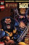 Marvel Crossover, tome 4 : Wolverine/Ballistic