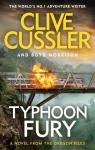 Oregon, tome 12 : Typhoon Fury par Cussler