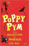 Poppy Pym et la malédiction du pharaon, tome 1 par Wood