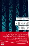 Préférer l\'hiver par Aurélie Jeannin