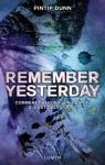 Remember Yesterday par Dunn