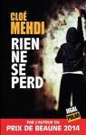 Rien ne se perd par Cloé Mehdi