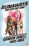 Runaways 1: Find your way home par Rowell