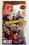 Runaways: Battleworld par Stevenson
