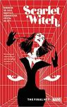 Scarlet Witch, tome 3 : The final hex par Robinson