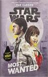 Star Wars Most Wanted par Carson