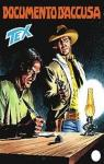 Tex, tome 548 : Documento d'accusa par Nizzi