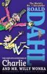 The Complete Adventures of Charlie and Mr Willy Wonka par Dahl