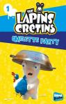 The lapins crétins, tome 01 : Omelette Party par Ravier