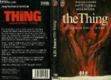 The thing par Alan Dean Foster