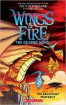 Wings of Fire Graphic Novel #1: The Dragonet Prophecy par Sutherland