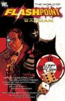 The World of Flashpoint featuring Batman par Azzarello