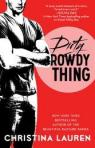 Dirty Rowdy Thing par Lauren