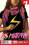 Ms. Marvel, tome 1 : Métamorphose par Willow Wilson