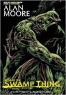 Saga of the Swamp Thing book three par Moore
