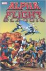 Alpha Flight Classic - Volume 1 par Byrne