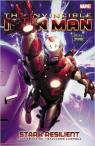 The Invincible Iron Man - Volume 5: Stark Resilient - Book 1 par Fraction