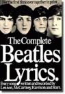 The Complete Beatles Lyrics par Beatles