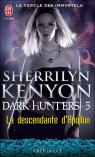 Le cercle des immortels, Tome 5 : La descendante d'Apollon par Kenyon