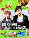 GEO Ado n° 098 - Les chinois made in France